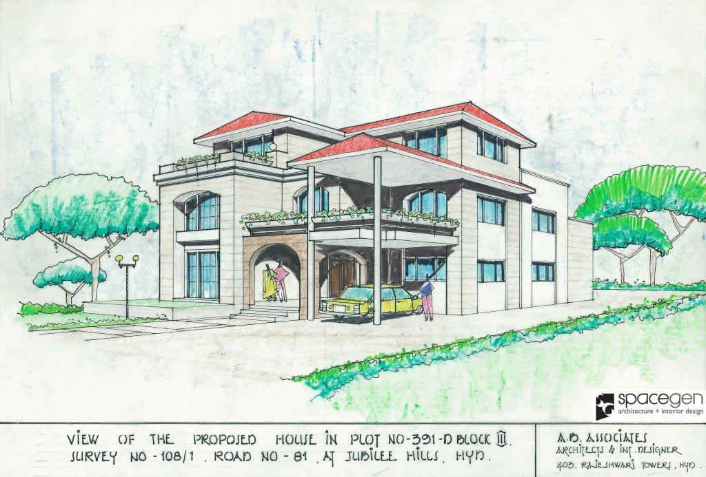 Aditya homes jubilee hills spacegen for Jubilee home builders